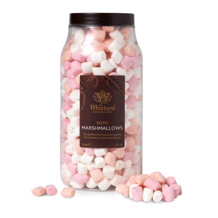 mini marshmallows od Whittard of Chelsea 230g